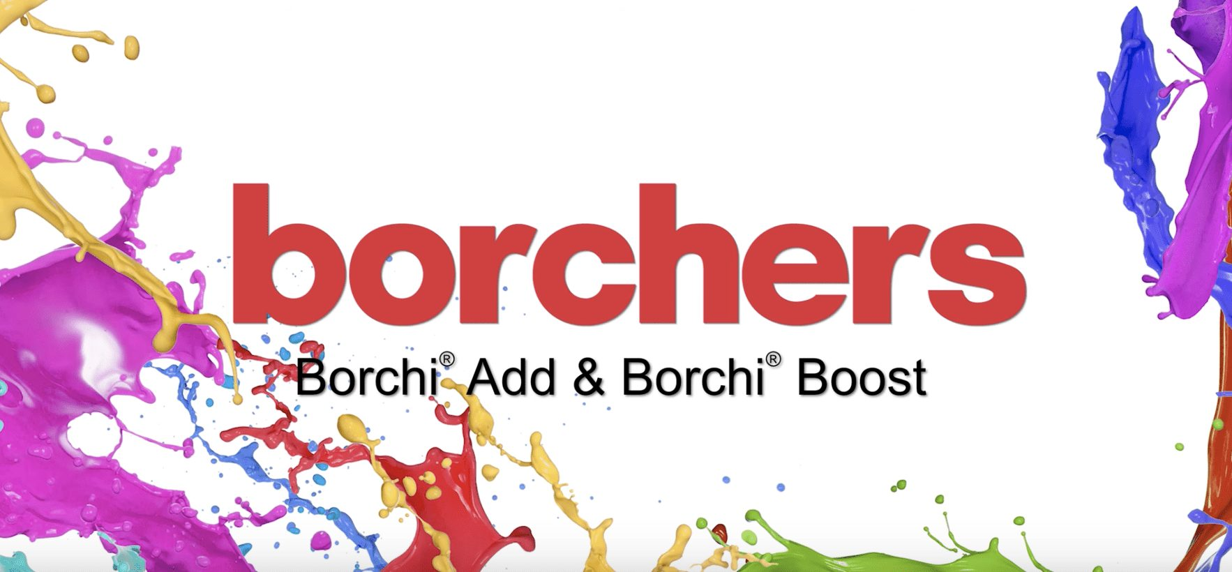 Borchers Boost Video